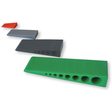 Support wedge plastic